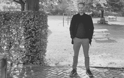 Laurens Kleijntjens: Als man krijg je betere relaties als je uit je stereotype keurslijf stapt